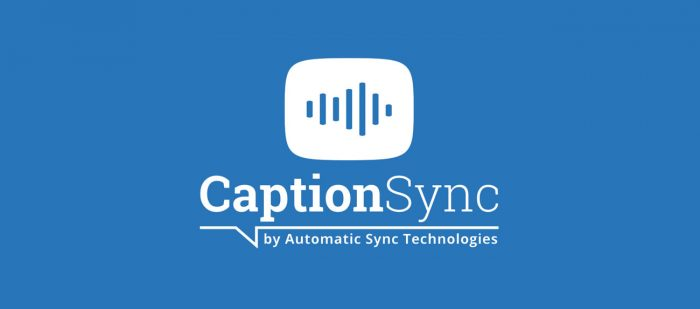 Caption Sync Logo Design