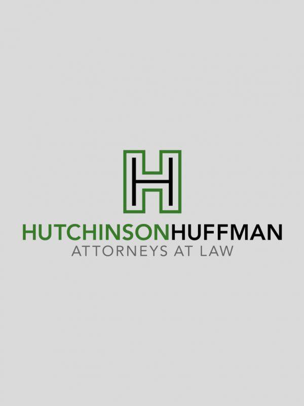 Hutchinson Huffman Logo Design